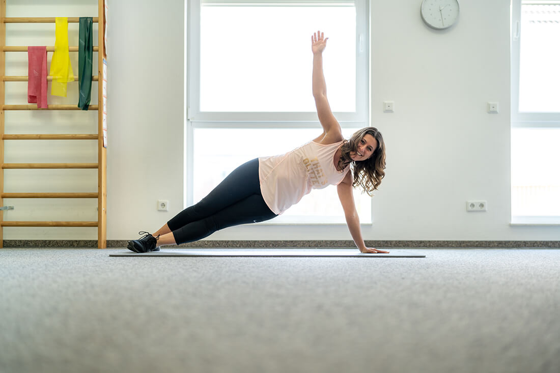 Physiotherapie Schorndorf - Oussama Kabbara - Reha-Sport in unserer Praxis