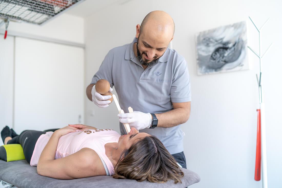 Physiotherapie Schorndorf - Oussama Kabbara - Leistungen - Kieferbehandlung bei CMD