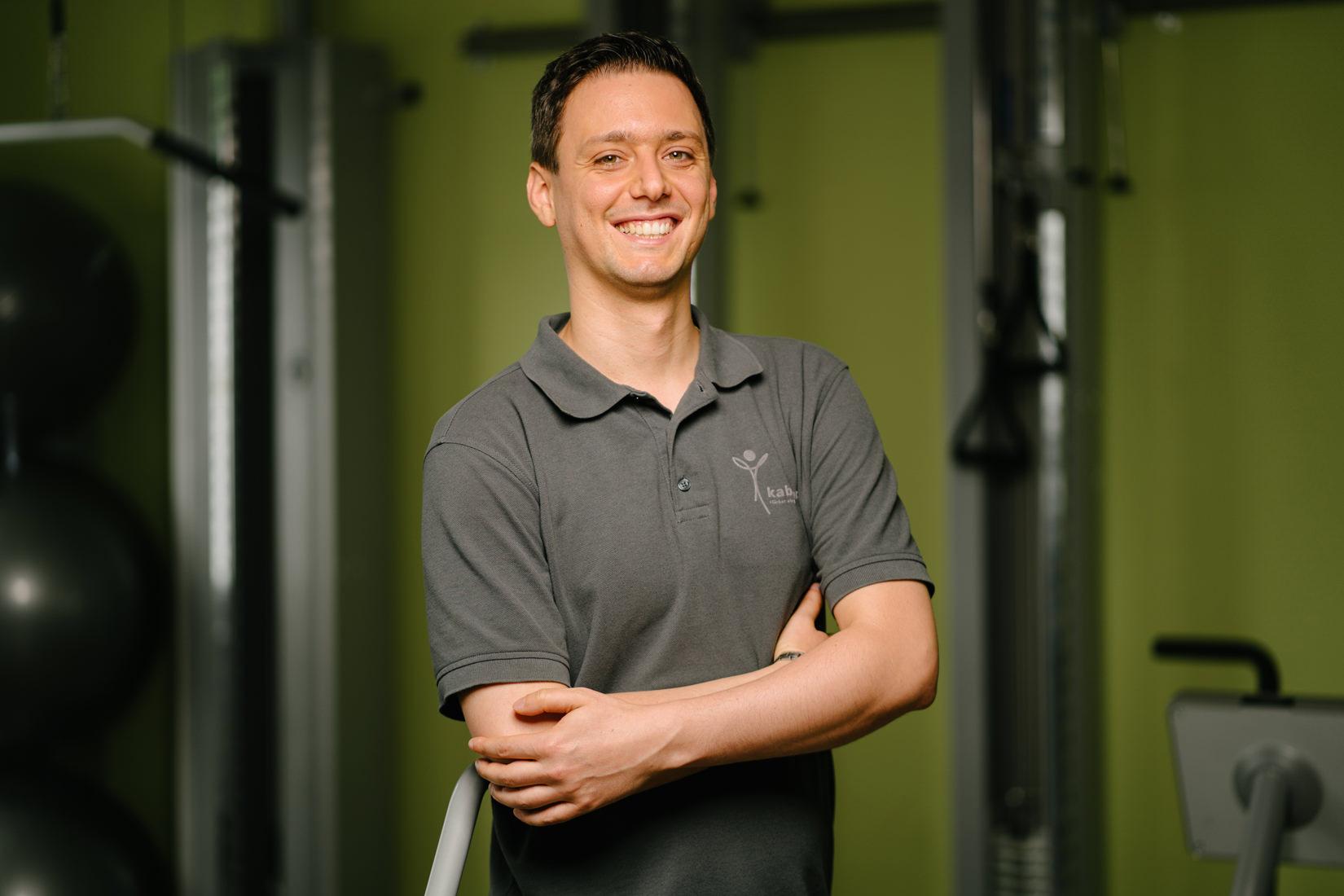 Physiotherapie Schorndorf - Michael Strycek - Team